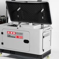 小型低噪音12kw柴油发电机组