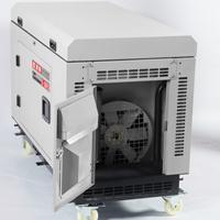 便携式电源15kw柴油发电机