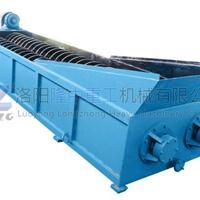 洗沙廢水回收機 砂子螺旋篩洗一體機報價