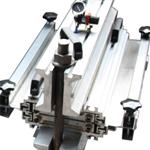 工业皮带热熔机 PVC热压接驳机 现场皮带接头机