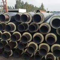 邢台聚氨酯硬质泡沫直埋式保温钢管细节