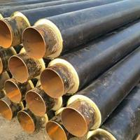 聚氨酯室外供热直埋管小区施工厂家参数