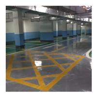 专业供应地面地下车库环氧地坪,环氧磨砂地坪