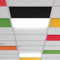 吊顶天花板 降噪吸音板  降噪玻纤天花板 吊顶天花板