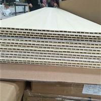 40*55吊顶 木塑格栅背景墙 厂价直销 绿可木