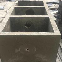 矩形槽模具厂家 水泥流水槽模具售后服务好