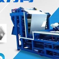 污泥脫水壓濾機工藝 環保帶式壓濾機案例現場