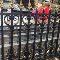 铁艺大门、铝艺大门、铁艺楼梯扶手、铁艺栏杆、铝栏杆