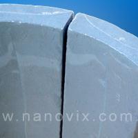 纳米隔热材料圆弧板