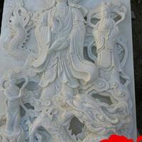供应石材浮雕-浮雕十八罗汉-浮雕墙价格