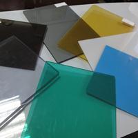 青岛城阳区耐力板 阳光板雨棚工程