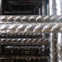 D8圆钢焊接钢筋网片-公路地面钢筋冷轧碰焊焊接网片