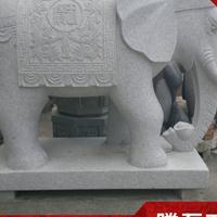 石雕象价格   石雕大象厂家腾磊