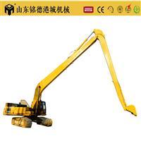 安徽挖掘机加长臂多少钱一台