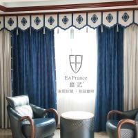 【成品窗帘加盟代理】意法成品窗帘,为样板房增值加分!
