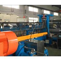 PE板材挤出机,PE板材生产设备(规格)