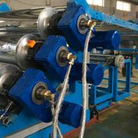 PVC板材挤出机,PVC板材挤出生产设备(规格)