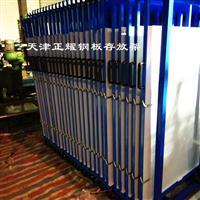河南立式板材货架 钢板存放架 铝板立式存放架 铜板架子