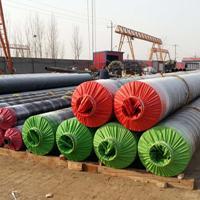 DN150钢套钢保温预制直埋管介绍