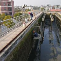 苏州防水带水补漏公司,自来水厂水池堵漏清水池清洗方案
