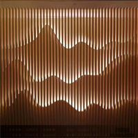 定做木纹四方管木纹铝方通木纹铝方管木纹铝格栅氟碳铝方管