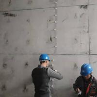 2019新材料新工艺混凝土隧道墙体裂缝修补方法