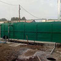 江华养猪场废水处理设备