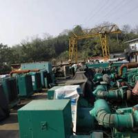 南宁专业从事各种品牌系列发电机的出租、广西发电机维修、修理