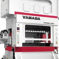 日本山田YAMADA DOBBY高速冲床OMEGA/EPS系列(非常高速)