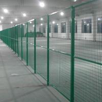 花都区金属铁丝网仓库工厂隔离网公路护栏网支持定做
