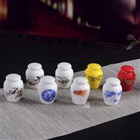 陶瓷罐 陶瓷药罐 陶瓷蜂蜜罐 陶瓷膏方罐 膏方罐陶瓷 膏药罐