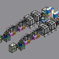 VC焊接生產線-VC全自動焊接生產線-VC焊接機廠家-蘇州安嘉供應