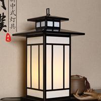 新中式台灯 客厅灯 中国风灯具 简约现代中式灯具