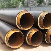 诸暨市预制发泡聚氨酯保温钢管销售厂家,预制直埋保温回水管道