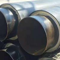 厂家成品直埋热力管道蒸汽保温管销售