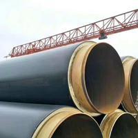 菏泽市直埋热水无缝保温管优势,聚氨酯发泡保温管厂家介绍