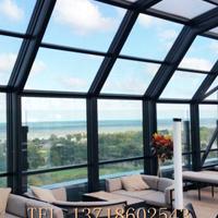 利用露台阳光房创造一个很浪漫的空间
