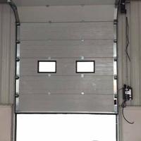 广西电动滑升门 电动翻板门定制价格公道