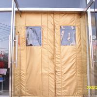 天津销售旭日环照供应可定制棉门帘加厚版