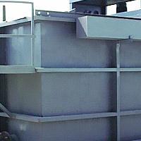 山东潍坊地埋式一体化生活污水处理设备直营加工誉德工厂