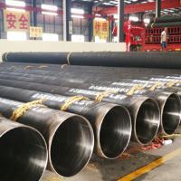 低溫用電熔化焊鋼管現貨供應A691 3CrCL21美標焊管規格齊全