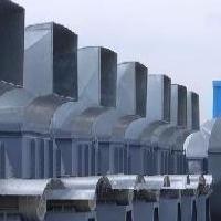 广州市通风管道厂家定制白铁通风不锈钢通风管道