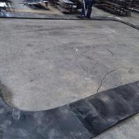 洞门帘布橡胶板矩形直径4米多少钱/1件单价
