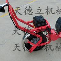 CXJ-I型轮式铲雪机 充电式除雪机 养殖场用推粪机