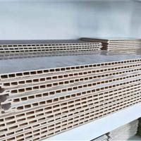 延安生态木_竹木纤维集成墙板量大送货_施工方便