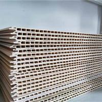秦皇岛市竹纤维集成墙板自然木天花扣板别墅装修成批出售价格