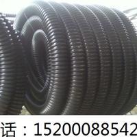 太原碳素螺旋波纹管,HDPE路灯穿线管厂家报价
