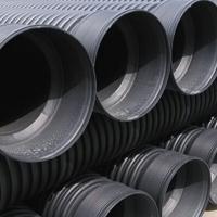 各种规格HDPE双壁波纹管 高密度聚乙烯大口径 量大从优