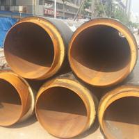 六安聚氨酯硬质泡沫直埋式保温钢管国标