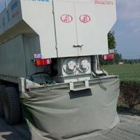 陕西国利通达第三代石灰撒布机高效环保